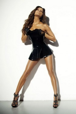 Eva Longoria sexy pics - Brunette iStripper Hot Babes