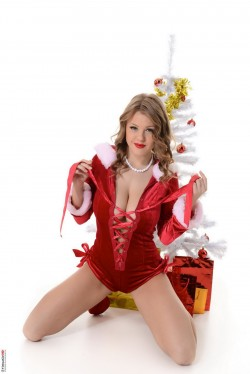 X stripper show - Xmas Busty Girl - Christmas Girls Sexy Uniform