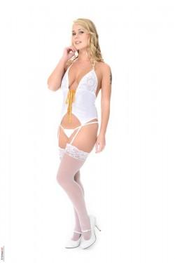 Porcelain Doll - Blonde iStripper Sarika