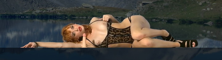 Redhead iStripper - Anny Aurora Redhead Babe iStripper